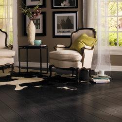 PERSPECTIVE® Wengé Planks Color: UF1000 Quick-Step Laminate Flooring - PERSPECTIVE® Wengé Planks