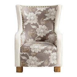 Cyan Design - Cyan Design J. P. Buttercup Chair - J. P. Buttercup Chair