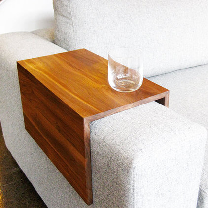 contemporary side tables and accent tables by Etsy