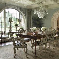 Traditional Dining Room by Isler Homes