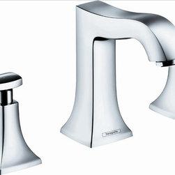 Hansgrohe - Hansgrohe 31073001 Metris C Faucet - Widespread Faucet