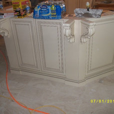 Traditional Kitchen Cabinets by Gentry's Product Services LLC
