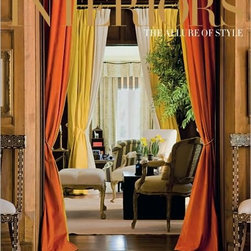 Mary McDonald: Interiors: The Allure of Style - Mary McDonald's The Allure of Style is a gorgeous book filled with rooms that are livable, tailored and have a bit of a twist.