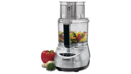 Contemporary Food Processors by Cuisinart