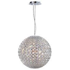 Modern Pendant Lighting by Worldwide Lighting Corporation