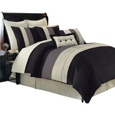 Contemporary Comforters And Comforter Sets by Bed Linens and More