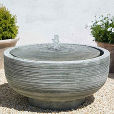 Contemporary Bird Baths by Hayneedle