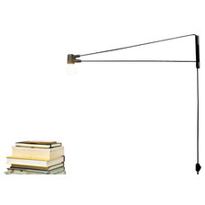Contemporary Swing Arm Wall Lamps by Brendan Ravenhill