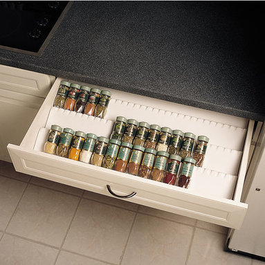 Rev-A-Shelf Trimmable Drawer Spice Tray -