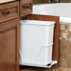 Bathroom Storage by Cornerstone Hardware & Supplies