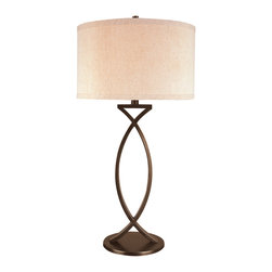 Trend Lighting - Trend Lighting TT5723 Pinot Table Lamp - Trend Lighting TT5723 Pinot Table Lamp