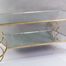 Traditional Coffee Tables by Charlotte and Ivy