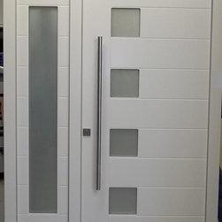 Modern Exterior Doors / Contemporary Exterior Doors -
