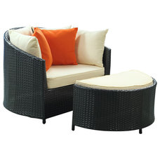 Contemporary Outdoor Chaise Lounges by Modern Furniture Warehouse