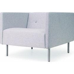 Moooi - Moooi   Bottoni Slim Single Seater - Design by Marcel Wanders, 2002.