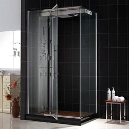 Dreamline Majestic Jetted & Steam Shower Enclosure - PRODUCT SPECIFICATIONS