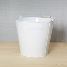 Traditional Cleaning Buckets by West Elm