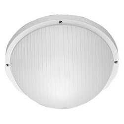 Progress Lighting - Progress Lighting P5702-30 Polycarbonate Outdoor 1-Lt. Wall Light - Polycarbonate light for indoor and outdoor areas. Colors will not fade and parts will not corrode. UV stabilized. UL listed for wet locations. Mount on walls or ceilings.