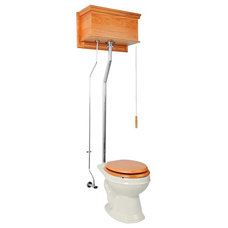 Traditional Toilets by The Renovator's Supply, Inc.