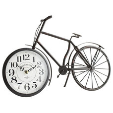 Eclectic Clocks by Pier 1 Imports