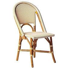 Riviera Side Chair – Dandelion | Serena & Lily
