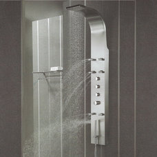 Modern Shower Panels And Columns by Hudson Reed