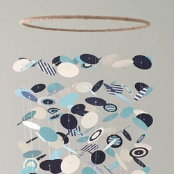 Mobiles - A chic variation of our popular Nautical Mobile!