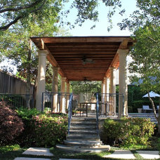 Eclectic Gazebos by Southwest Fence & Deck