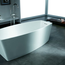 contemporary bathtubs by DINTIN