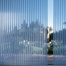 Contemporary Vertical Blinds by Complete Blinds