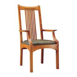 Stickley Arm Chair 91-2043-A -
