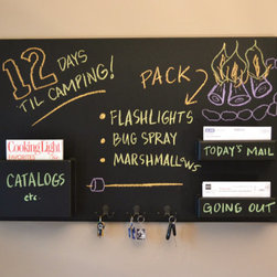 Medium Mail Organizer Chalkboard - **FEATURED ON DIY's I WANT THAT!**