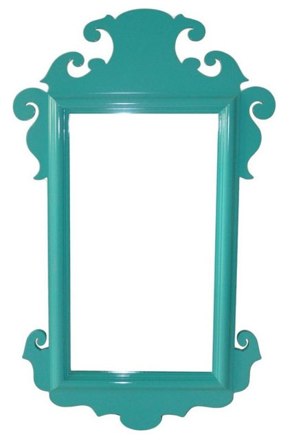 Eclectic Wall Mirrors by Candelabra