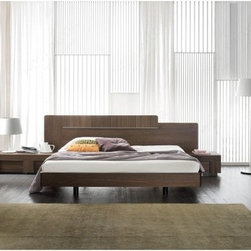 Rossetto Furniture - Air Panel Bed - T422601345010 - Air Collection Panel Bed
