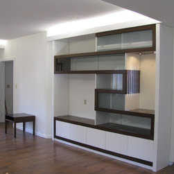 entertainment centers ,Bookcases -