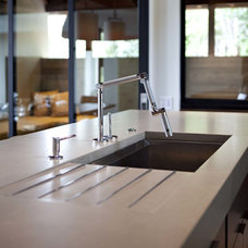 Kitchen Countertops by Concreteworks