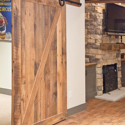 Reclaimed Wood Projects -