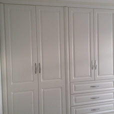 Traditional Closet Organizers by Clive Anderson Bespoke Furniture