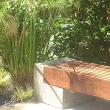 Modern  by Outer space Landscape Architecture