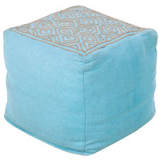 Floor Pillows And Poufs by Belle and June