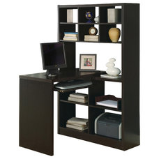 Contemporary Desks And Hutches by eFurniture Mart
