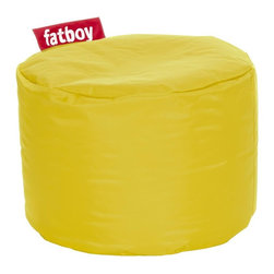 Fatboy - Point Bean Bag in Yellow - Cover: