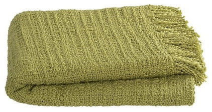 Modern Throws by Crate&Barrel
