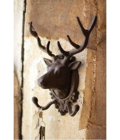 Traditional Wall Hooks by High Camp Home