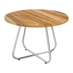 Gemmy Teak Casual Tables