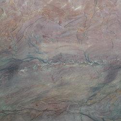 Royal Stone & Tile Slab Yard in Los Angeles - Volcano Fusion  Quartzite Granite Slabs at Royal Stone & Tile in Los Angeles, CA