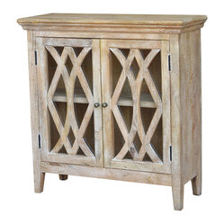 Azalea Small Sideboard 2 Door, Dogwood