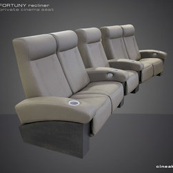 Best Theater Seats! The Fortuny - REDEFINING CUSTOM THEATER SEATING