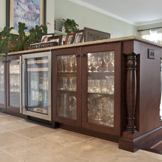 Contemporary  by Cameo Kitchens, Inc.