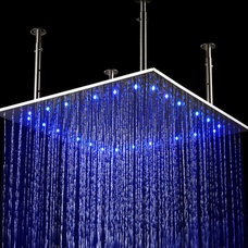 Modern Showerheads And Body Sprays by HOMARY LIMITED